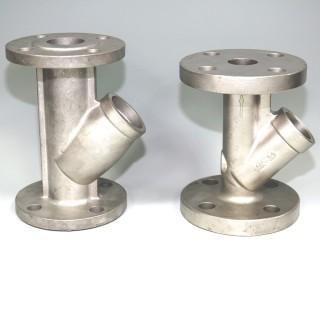Typový ventil typu Y - Ztracený vosk - Precizní ztracené voskové investiční odlitky pro části typu Y ventilu