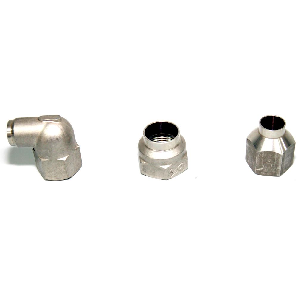 Pipe Fitting - Lost Wax Casting - Precision Lost Wax Investment Casting for Pipe Fitting parts