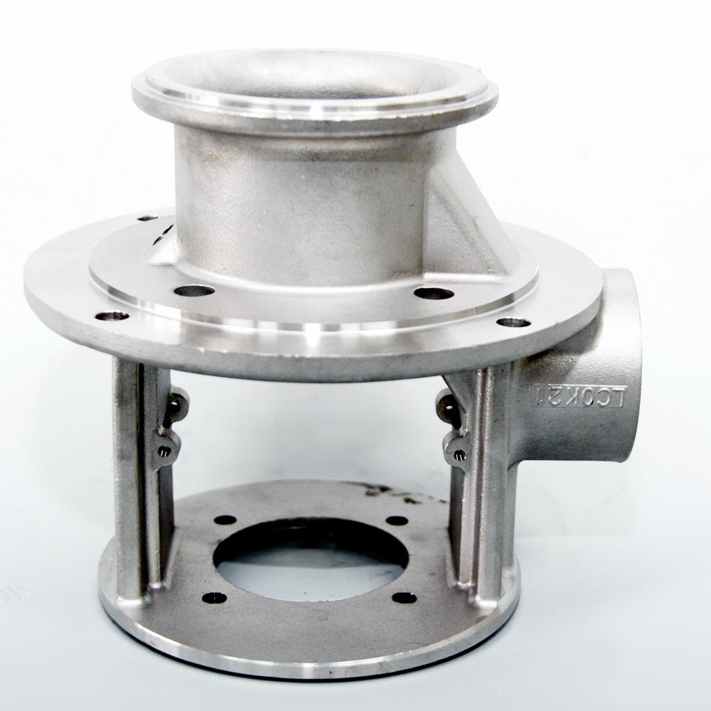 ポンプリッド - ロストワックスインベストメント鋳造