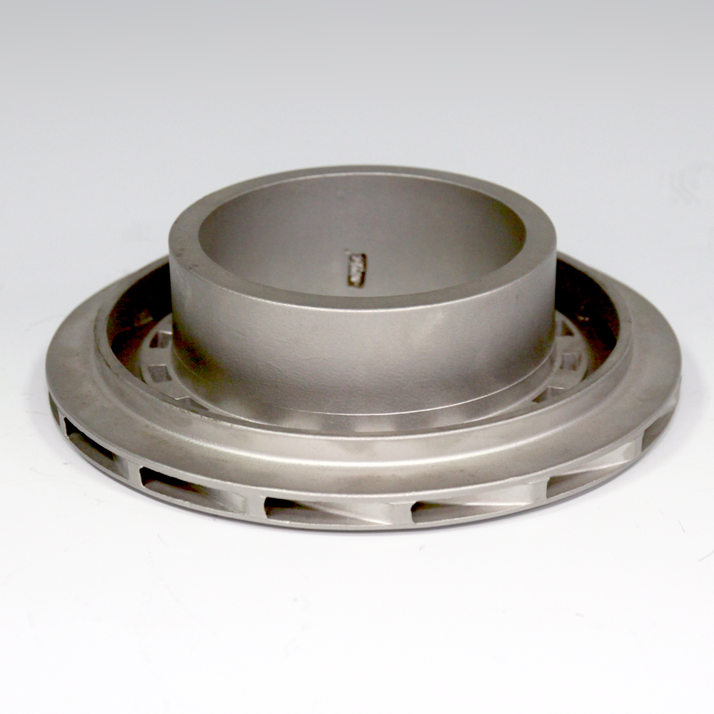 Turbine -  lost wax investment casting