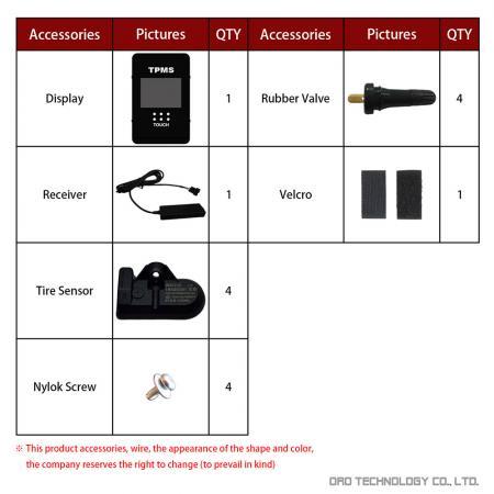 W417-HA Accessories - Rubber Valve