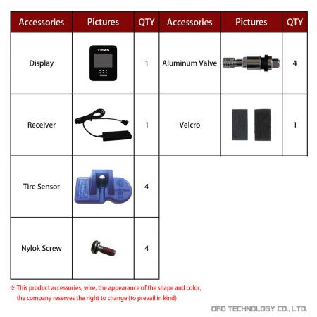 W417-N Accessories