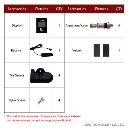 W417-TA Accessories - Aluminum Valve