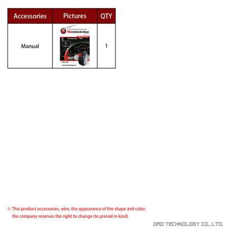 W401 Accessories-2