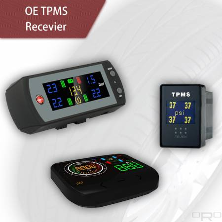 Универсальная TPMS W410-A