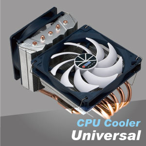 Universal CPU Cooler Supply | CE, TUV, UL, and ISO 9001