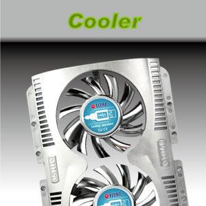 TITAN週邊散熱器系列,以最新進的散熱技術,提供電腦與生活週邊最優質的散熱效能與選擇。
