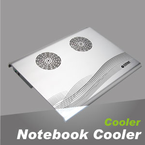 Reduce the temperature of notebook and stabilize the laptop working performance.