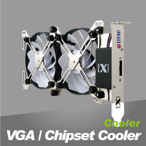 With high compatibility and multiple operations, TITAN's cooler is compatible with system and chipsets.