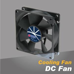 Ventilador de enfriamiento DC