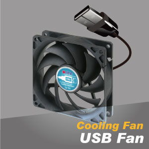 USB冷却ファン