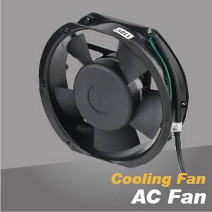 Ventilador de enfriamiento de CA