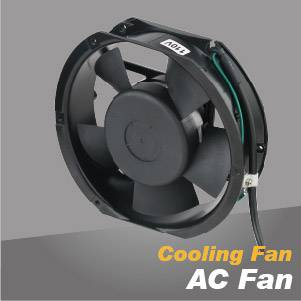 Вентилятор охлаждения переменного тока