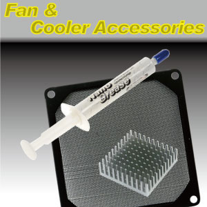 TITAN proporciona ventiladores de enfriamiento y accesorios para enfriadores para actualizar y reemplazar.