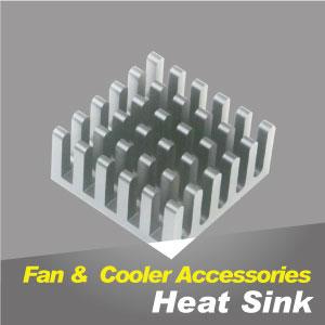 Kühlkörper-Thermopatch mit verschiedenen Größen für eine bessere Kühlleistung.