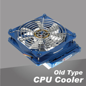 CPU air cooling cooler features versatile latest heat dissipation technology, providing high value computer thermal dissipation resolution.