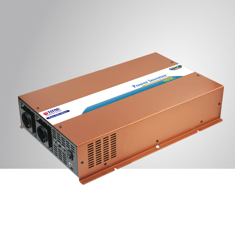 2000W Pure Sine Wave Power Inverter 12V/24V DC to 240V AC / Instant