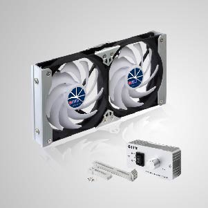 Mounting Rack Ventilation Cooling Fan