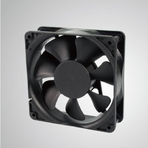 TITAN- DC Cooling Fan with 120mm x 120mm x 38mm fan, provides versatile types for user's need.
