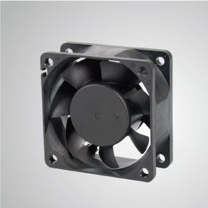 TITAN- DC Cooling Fan with 60mm x 60mm x 25mm fan, provides versatile types for user's need.