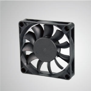 TITAN- DC Cooling Fan with 70mm x 70mm x 15mm fan, provides versatile types for user's need.