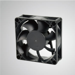 TITAN- DC Cooling Fan with 70mm x 70mm x 25mm fan, provides versatile types for user's need.