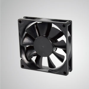 TITAN- DC Cooling Fan with 80mm x 80mm x 20mm fan, provides versatile types for user's need.