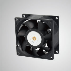 TITAN- DC Cooling Fan with 80mm x 80mm x 38mm fan, provides versatile types for user's need.