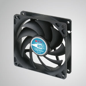 92mm portable cooling fan, it can stick onto any devices with USB interface.
