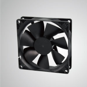 TITAN- DC Cooling Fan with 92mm x 92mm x 25mm fan, provides versatile types for user's need.