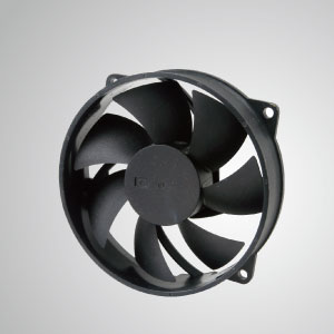 TITAN- DC Cooling Fan with 95mm x 95mm x 25mm fan, provides versatile types for user's need.