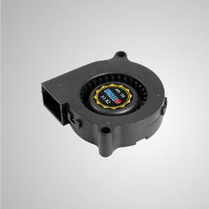 Der Gebläsekühler des TITAN-DC-Systems mit 50-mm-Lüfter bietet vielseitige Drehzahltypen, um den Anforderungen des Benutzers gerecht zu werden.
