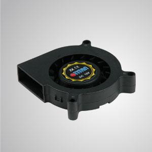 El ventilador de enfriamiento del ventilador TITAN-DC con ventilador de 60 mm proporciona tipos de velocidad versátiles para satisfacer las necesidades del usuario.
