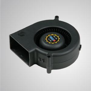 Der Gebläsekühler des TITAN-DC-Systems mit 75-mm-Lüfter bietet vielseitige Drehzahltypen, um den Anforderungen des Benutzers gerecht zu werden.