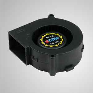 TITAN- DC system blower cooling fan with 97mm fan, provides versatile speed types to meet user's need.