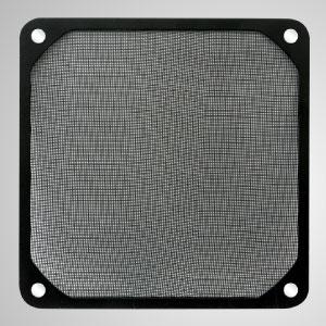 140-mm-Schmelzfilter mit eingebettetem Magneten, mit dem Sie problemlos ohne Werkzeug an jedem Stahlgehäuse befestigen können.