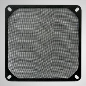 外框採用鋁質,堅固不怕變形,中間的鐵網以細緻網狀打造,有效阻隔灰塵進入,清理起來更省時省力。