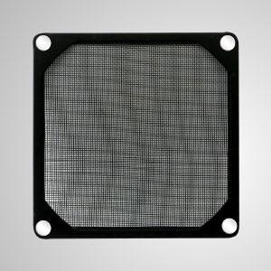 80-mm-Schmelzfilter mit eingebettetem Magneten, mit dem Sie problemlos ohne Werkzeug an jedem Stahlgehäuse befestigen können.
