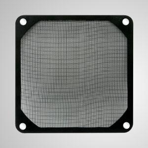 90-mm-Schmelzfilter mit eingebettetem Magneten, mit dem Sie problemlos ohne Werkzeug an jedem Stahlgehäuse befestigen können.