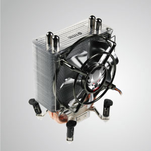 TITAN - Silent CPU Cooling Cooler with Heat Transfer