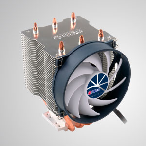Universele CPU-koelkoeler met 3 direct contact heatpipes en 95 mm PWM Silent fan. Biedt geweldige CPU-koelprestaties.