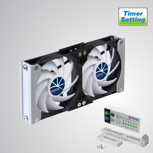 Rack Mount cooling fan can be applied to refrigerator vent fan in RV, or be Audio/Vedio cabinet fan, TTC cabinet fan, home theater cabinet fan, amplifier ventilation fan