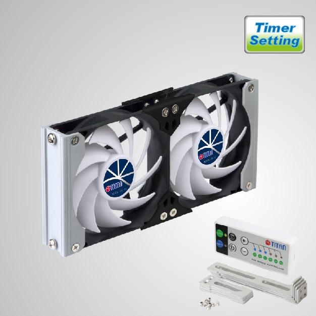 Der Lüfter für die Rackmontage kann auf den Kühlschranklüfter in Wohnmobilen angewendet werden oder als Audio / Vedio-Schranklüfter, TTC-Schranklüfter, Heimkino-Schranklüfter, Verstärkerlüfter verwendet werden
