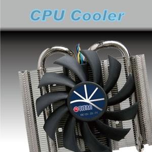 Enfriador de CPU - El enfriador de refrigeración por aire de la CPU cuenta con la última tecnología de disipación de calor versátil, que proporciona una resolución de disipación térmica de computadora de alto valor.