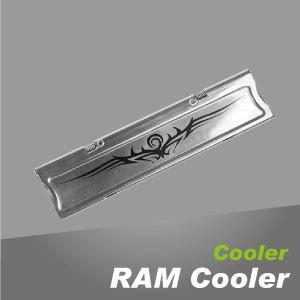 램 쿨러 - 메모리 모듈의 온도를 낮추고 RAM 성능을 향상시킵니다.
