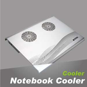 Notebook Cooler - Reduce the temperature of notebook and stabilize the laptop working performance.