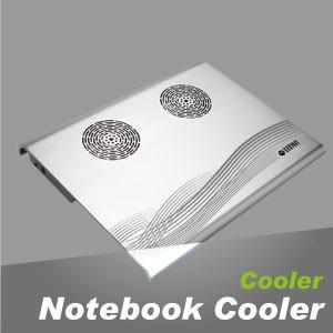 筆記型電腦散熱器 - 筆記型電腦散熱器,擁有舒適的人體工學設計,適用各種尺寸的筆電。
