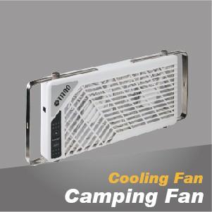Camping / DIY Fan - Camping bricolaje ventilador montado para autocaravana, camping van, RV