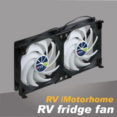 RV Fridge Fan - RV refrigerator cooling fan