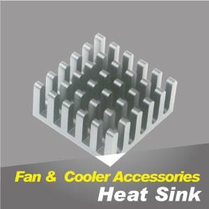 방열판 - 더 나은 냉각 성능을 제공하기 위해 다양한 크기의 방열판 열 패치.